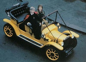 The Third Doctor and Bessie