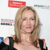 J.K. Rowling - Borders books