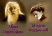 Albus and young Minerva from Resolving a Misunderstanding banner 2