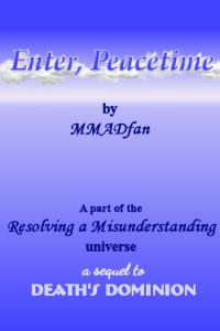 Enter, Peacetime Cover