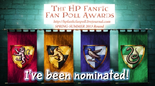 HP Fanfic Fan Poll Nomination